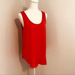J Crew Sleeveless Blouse